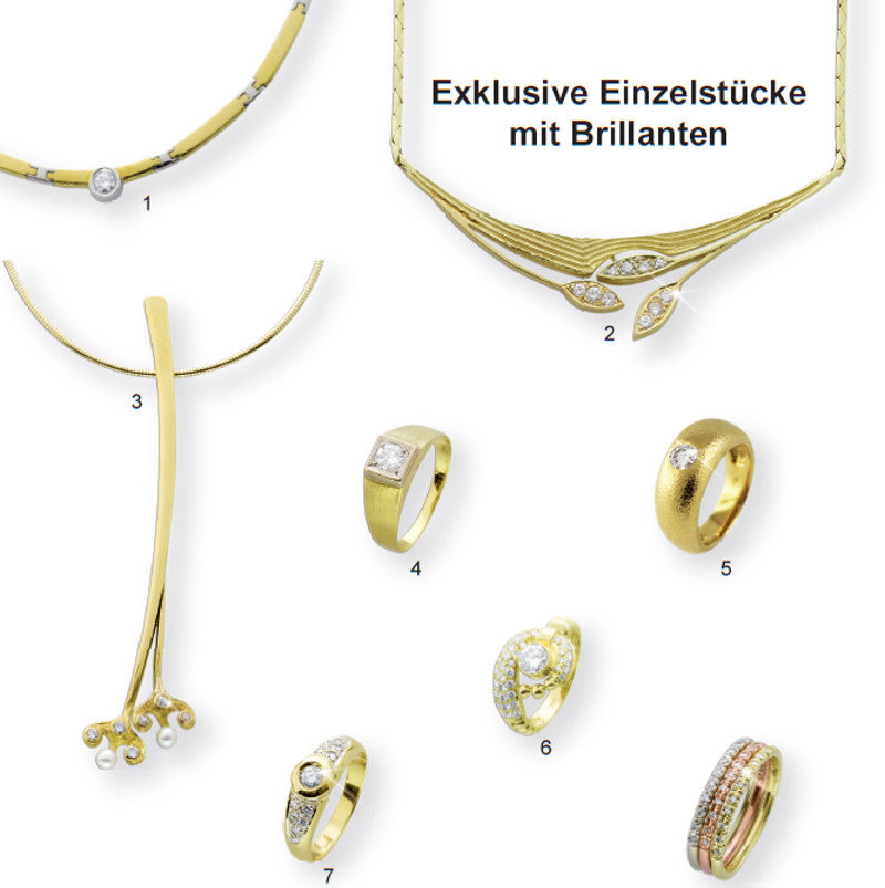 brillantschmuck gold
